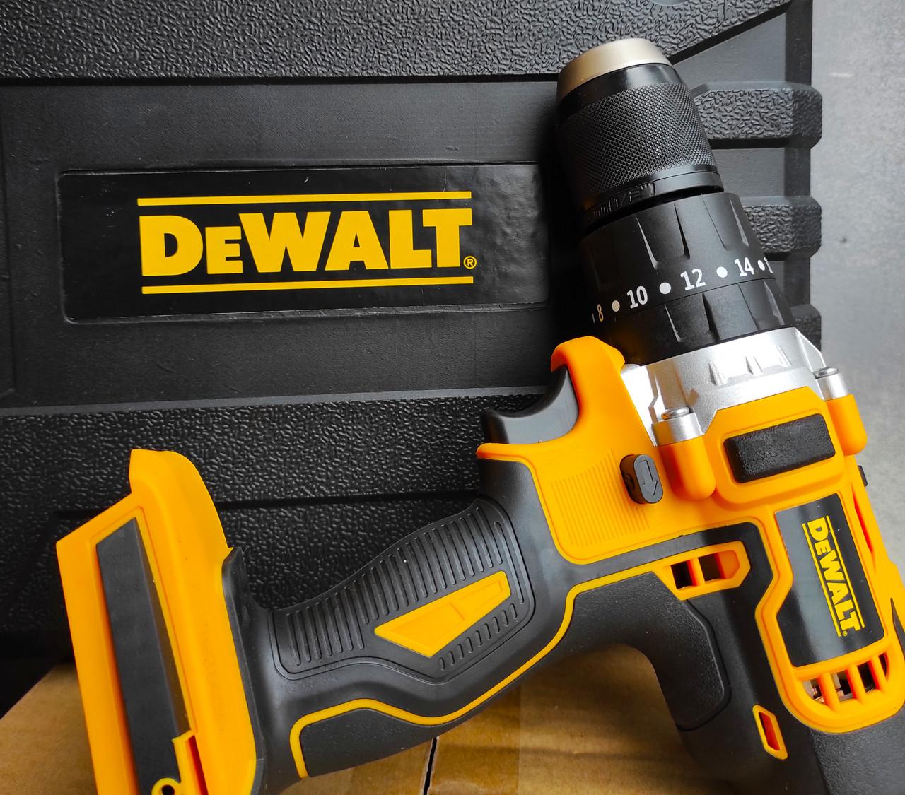 Безщіткова ударний дриль/шуруповерт DeWALT DCD996P2 (36V, 6AH)