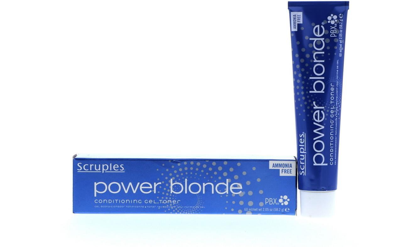 Тонер для волос Platinum Power Blonde Conditioning Gel Toner - Platinum