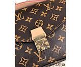 Сумка кожаная Louis  Vuitton Pochette Metis, фото 2