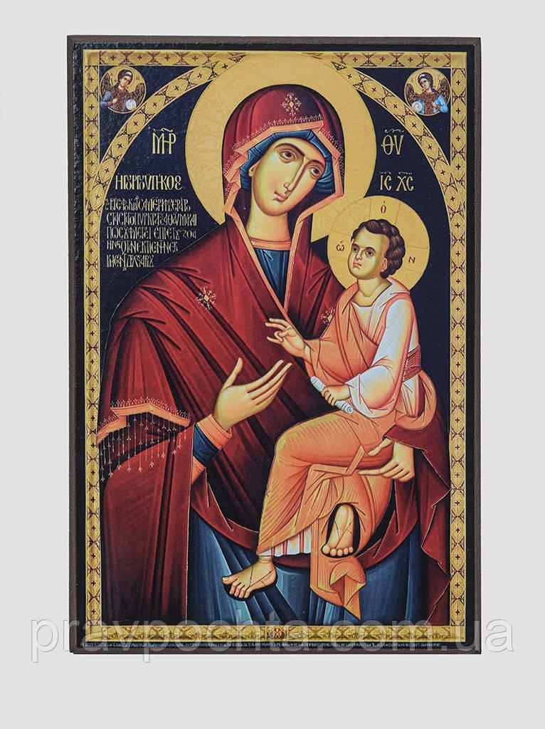 Икона Божией Матери «Скоропослушница» Афонская