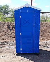 Туалетная кабина для дачи под выгребную яму