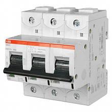 Автоматический выключатель (3p, 100А) ABB S803C-C100