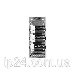 Беспроводной модуль для интеграции сторонних датчиков Ajax Transmitter ЕU