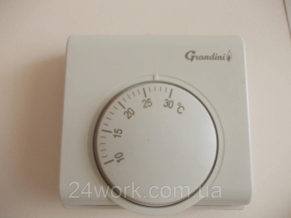 Механический термостат Grandini TR-010