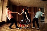 Школа танцю: Рок-н-рол