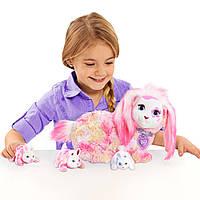 Мягкая игрушка беременная зайка крольчиха с сюрпризом Бризи Bunny Surprise Plush Breezy оригинал