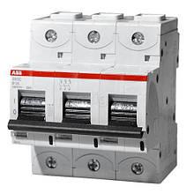 Автоматический выключатель (3p, 125А) ABB S803C-C125