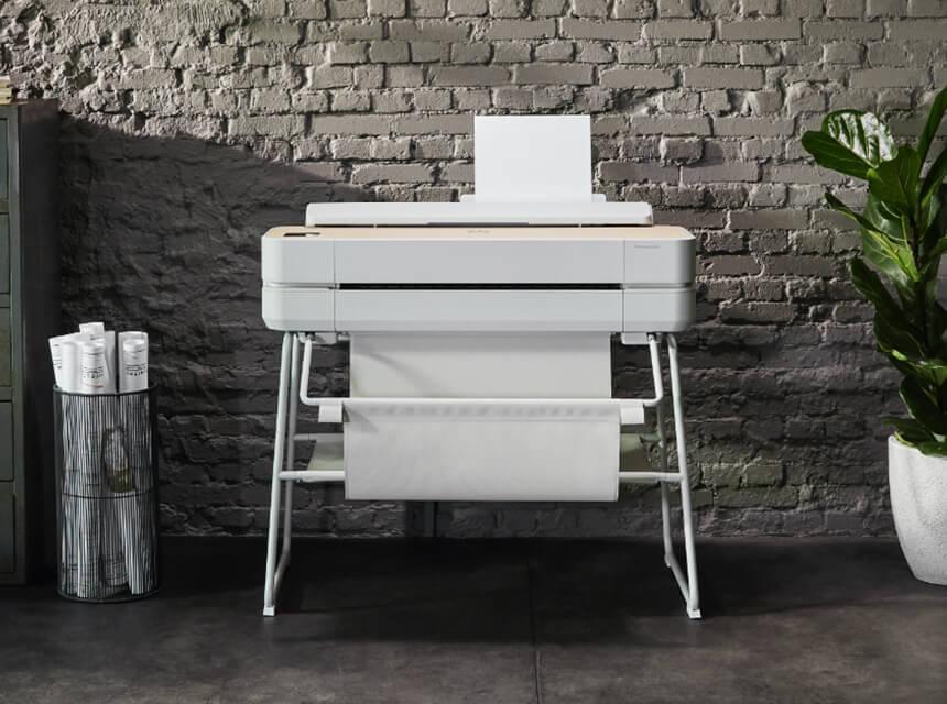 Новая линейка бюджетных плоттеров HP DesignJet T200, T600