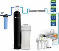 Фильтр для умягчения и удаления железа, марганца, аммиака, органических веществ