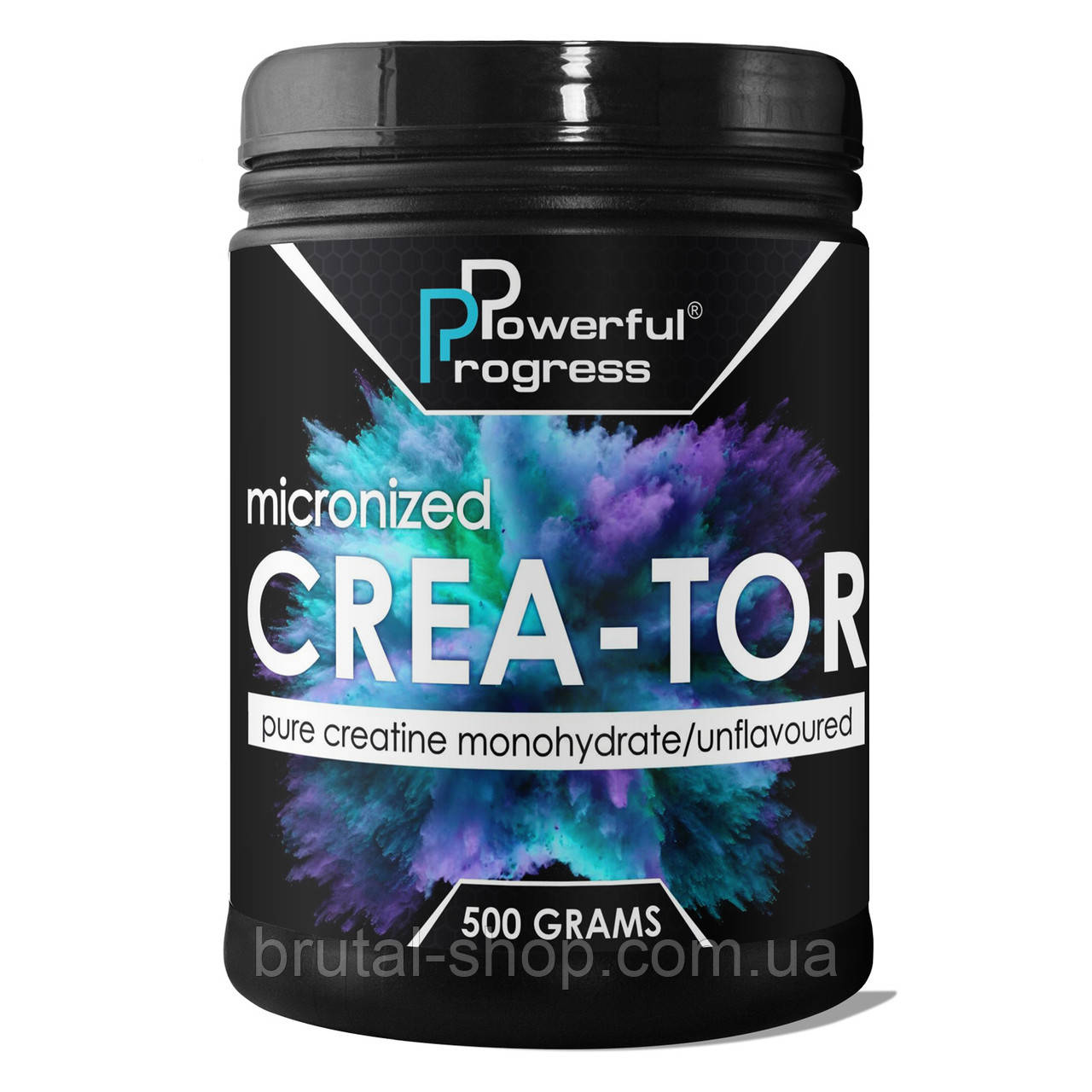 Креатин Powerful Progress Crea-Tor Micronized (500g)