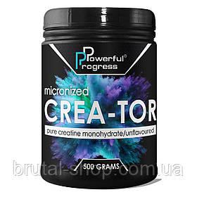 Креатин Powerful Progress Creator Micronized (500g)