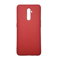 Чехол Fiji Soft для Realme X2 Pro силикон бампер красный