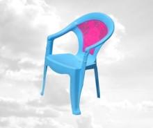 Кресло детское №1, стул пластиковый детский
