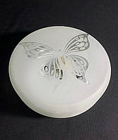Потолочный светильник Е27 матовый бабочка, фото 1
