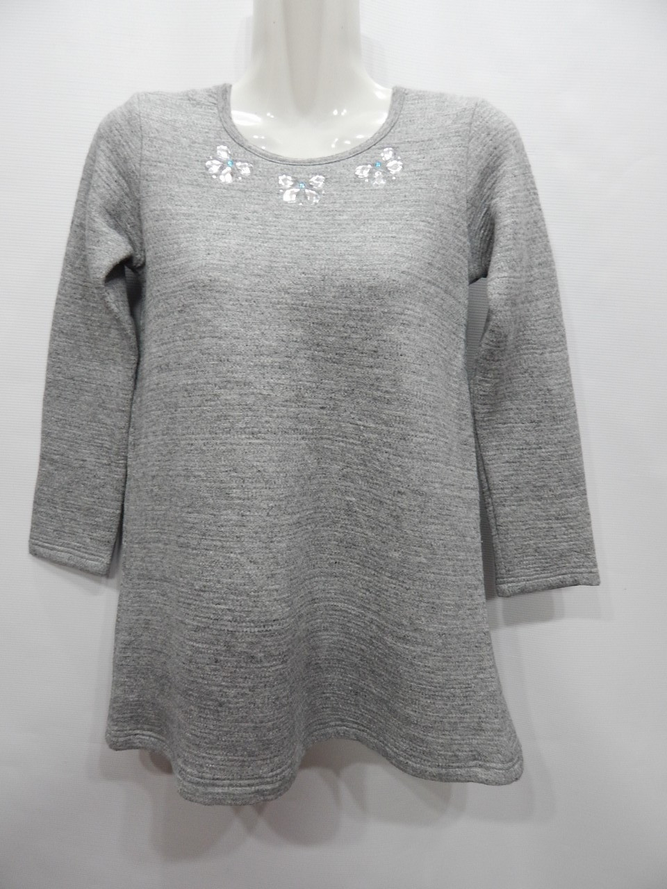 Платье детское теплое BACK NUMBER KIDS,8-9лет, рост 130 033КР