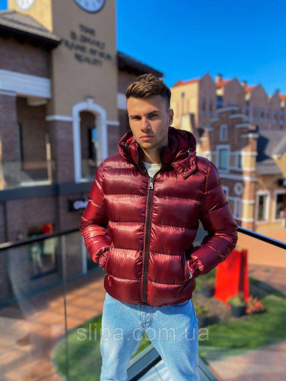 Чоловіча дута куртка з капюшоном (Туреччина)