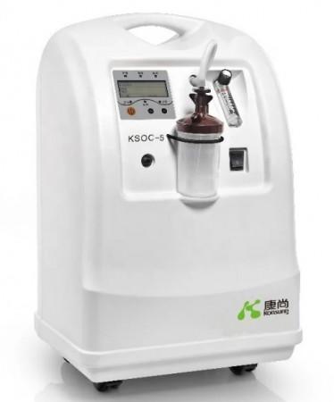 Кислородный концентратор 5 литров   (1л-5л=93%) KS-5,   Konsung