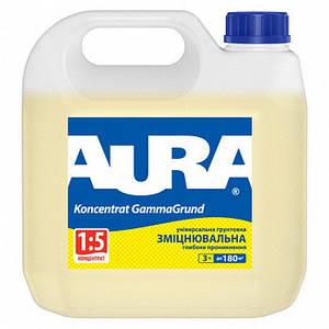 Aura Gamma Grund Зміцнююча грунтовка глибокого проникнення для внутрішніх і зовнішніх робіт
