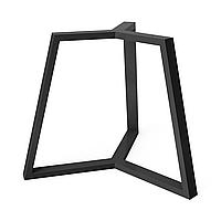 Подстолье для журнального стола из металла Ø=600mm, H=440mm