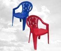 Кресло детское №2, стул пластиковый детский