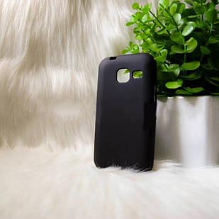 """Силіконовий чохол Samsung J105 / J1 Mini """"Cool Black Чорний (black)"""