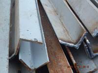 Уголоки стальные  63х6 мм.  б/у