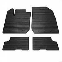 Автомобильные коврики в салон Dacia Logan 2013- (1004024)