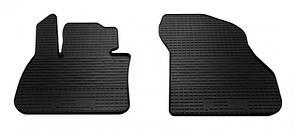 Передние автомобильные резиновые коврики BMW X1 (F48) 2015- (1027172)