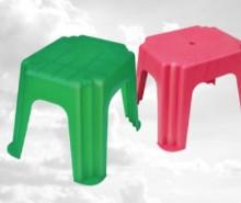 Табурет детский пластиковый