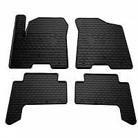 Комплект резиновых ковриков в салон автомобиля Infiniti QX56 2010- (1014194)