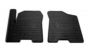 Передние автомобильные резиновые коврики Infiniti QX56 2010- (1014192)