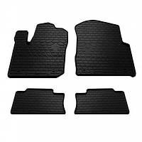 Комплект резиновых ковриков в салон автомобиля Jeep Grand Cherokee WL 2010- (1046014)