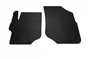 Передні автомобільні гумові килимки Peugeot 301 2013- (1016112)