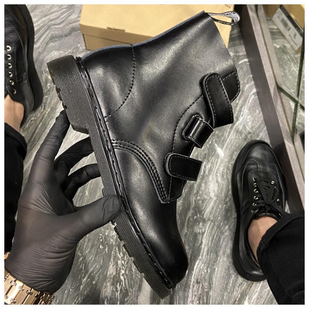 Ботинки Dr Martens Coralia Venice Mono Black, ботинки др мартенс ботінки мартінс черевики Dr. Martens Coralia