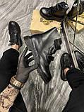 Ботинки Dr Martens Coralia Venice Mono Black, ботинки др мартенс ботінки мартінс черевики Dr. Martens Coralia, фото 2
