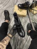 Ботинки Dr Martens Coralia Venice Mono Black, ботинки др мартенс ботінки мартінс черевики Dr. Martens Coralia, фото 3