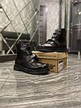 Ботинки Dr Martens Coralia Venice Mono Black, ботинки др мартенс ботінки мартінс черевики Dr. Martens Coralia, фото 7