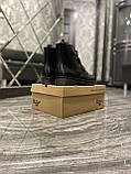 Ботинки Dr Martens Coralia Venice Mono Black, ботинки др мартенс ботінки мартінс черевики Dr. Martens Coralia, фото 9