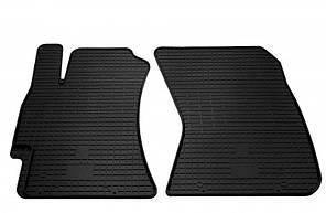 Передние автомобильные резиновые коврики Subaru Legacy 2003-2009 (1029022)