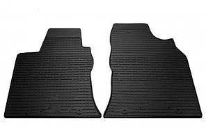 Передние автомобильные резиновые коврики Geely GC7 2015- (1025052)