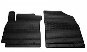 Передние автомобильные резиновые коврики Geely Emgrand X7 2012- (1025062)