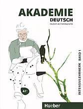 Akademie Deutsch A1+ Band 1 Intensivlehrwerk mit Audios online