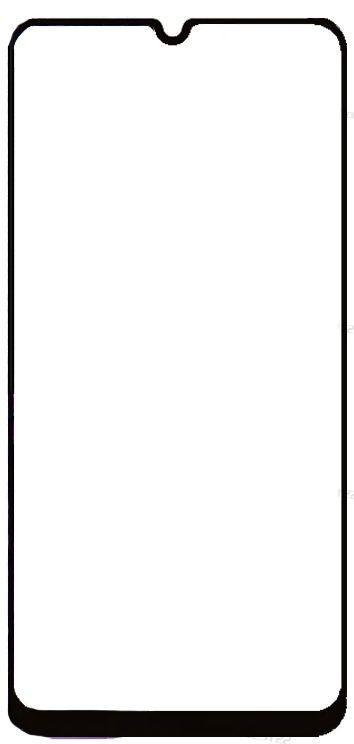 Корпусне скло дисплея Xiaomi Redmi 9 Black