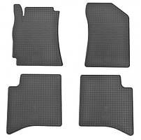 Комплект резиновых ковриков в салон автомобиля Geely GC 6 (1025034)