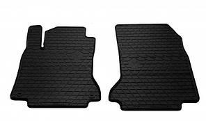 Передние автомобильные резиновые коврики Mercedes-Benz X156 GLA 2014- (1012232)