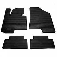 Комплект резиновых ковриков в салон автомобиля Kia Sportage 2010- (1009064)