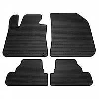 Комплект резиновых ковриков в салон автомобиля Peugeot 308 2013- (1016034)