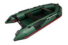 Моторная лодка Vulkan VM305 на 38баллоне с реечной сланью, фото 2