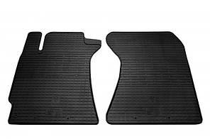 Передние автомобильные резиновые коврики Subaru Forester II 2002- (1029032)