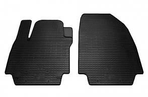 Передние автомобильные резиновые коврики Renault Clio III | Clio IV (1018082)